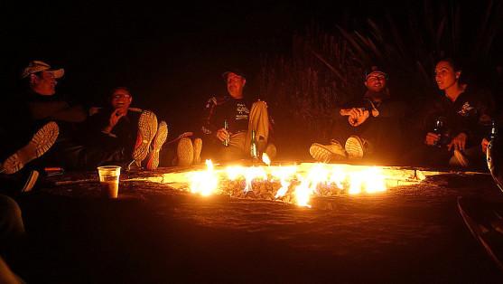 Cambria XI Fire Pit