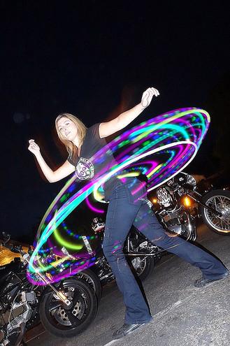 Nikki & Her Hula Hoop!